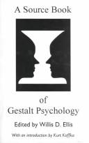 Download A Source Book of Gestalt Psychology