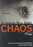 Download An American Nurse Amidst Chaos