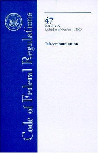 2003 CFR Title 47