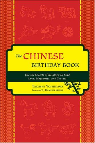 Download The Chinese Birthday Book