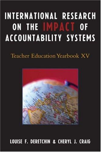 Download International Research on the Impact of Accountability Systems