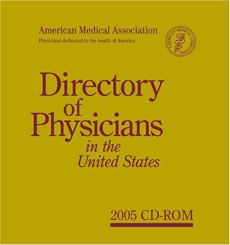 Directory of Physicians in the United States, 2005