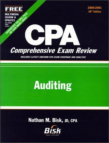 CPA Comprehensive Exam Review, 2000-2001