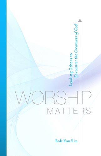 Download Worship Matters