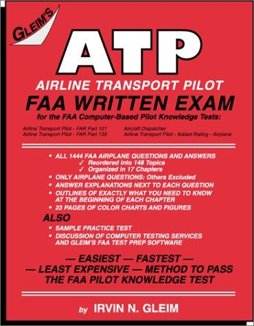 Download Airline Transport Pilot FAA Written Exam