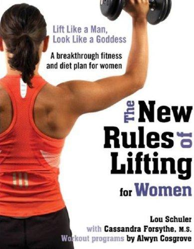 Download The New Rules of Lifting for Women