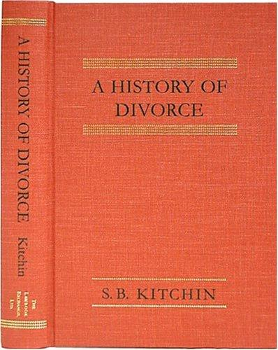 A History of Divorce