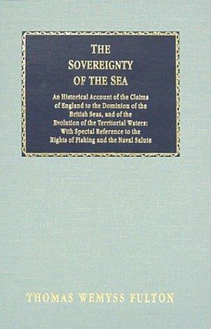 Download The Sovereignty of the Sea