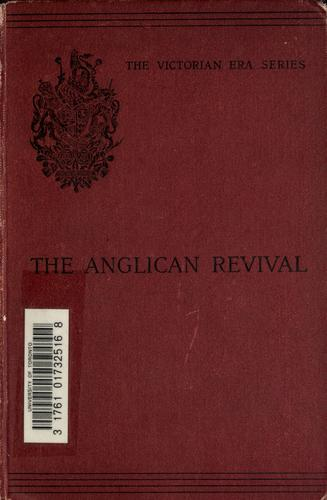The Anglican revival.