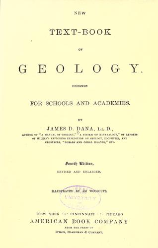 Download New text-book of geology.