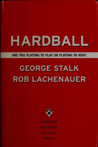 Hardball by George Stalk