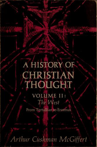 Download A history of Christian thought