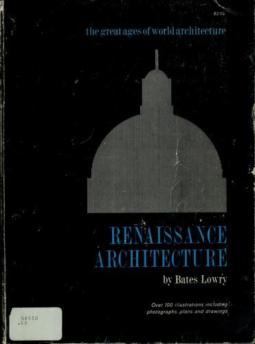 Download Renaissance architecture.