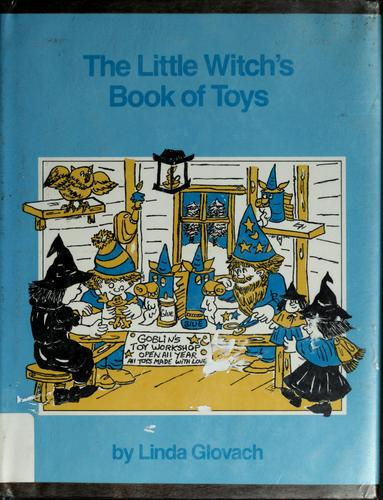 The Little Witch's book of toys by Linda Glovach