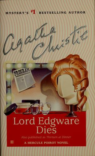 Download Lord Edgware dies