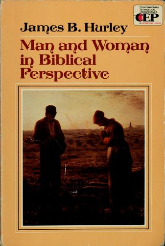 Download Man and woman in Biblical perspective