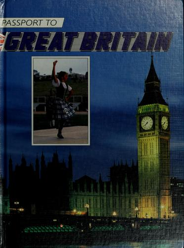 Passport to Great Britain by Andrew Langley