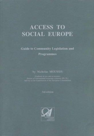 Access to Social Europe