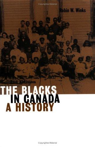 Download The Blacks in Canada