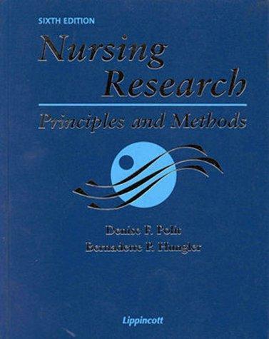 Download Nursing research
