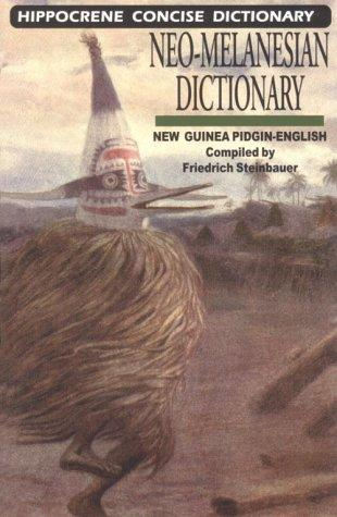Download Neo-Melanesian – English Concise Dictionary
