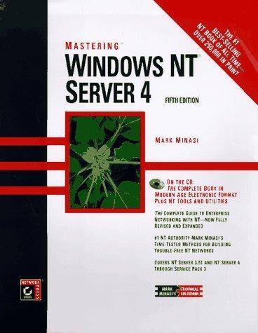 Download Mastering Windows NT Server 4