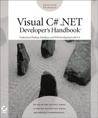 Visual C# by John Paul Mueller