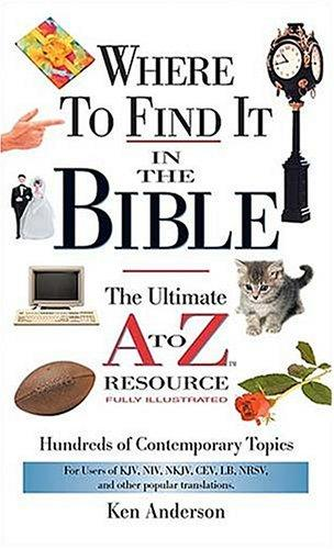 Download Where to Find It in the Bible