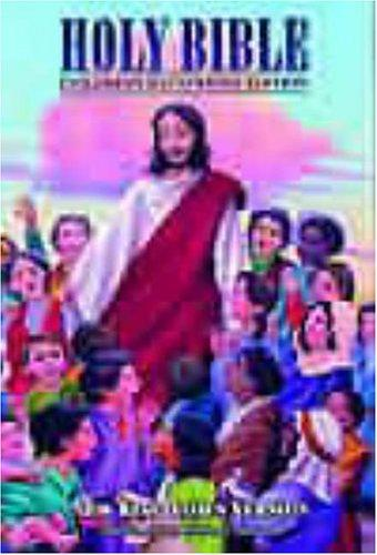 Download Holy Bible, Children's Illustrated Edition Beautiful Art To Draw Kids Into The Scriptures