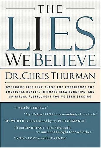 Download The lies we believe