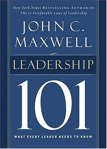 Download Leadership 101