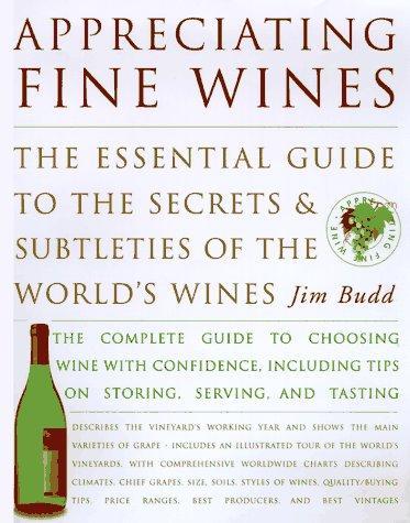 Download Appreciating Fine Wines