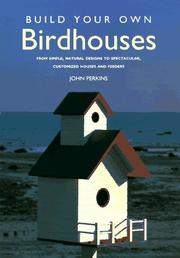 Thumbnail of Build Your Own Birdhouses