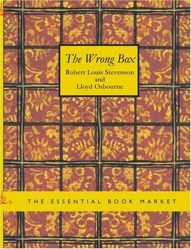 The Wrong Box (Large Print Edition)