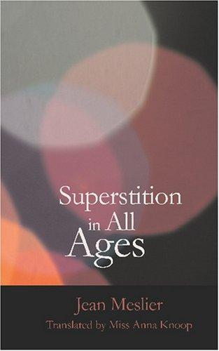 Download Superstition In All Ages