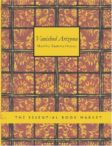 Vanished Arizona (Large Print Edition)