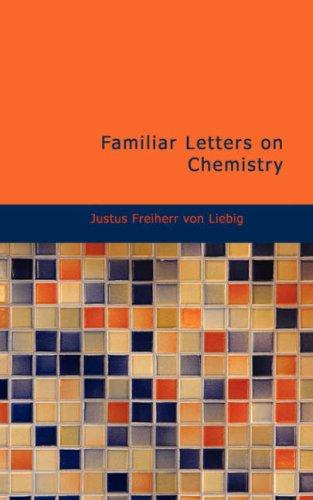 Download Familiar Letters on Chemistry