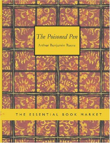 The Poisoned Pen (Large Print Edition)
