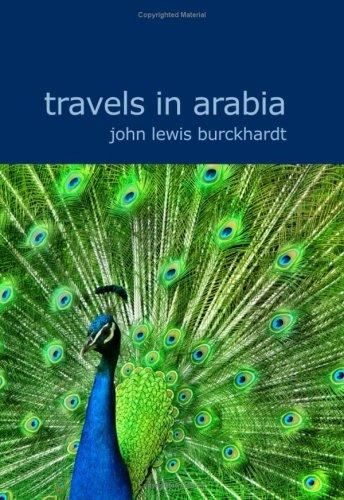 Download Travels in Arabia