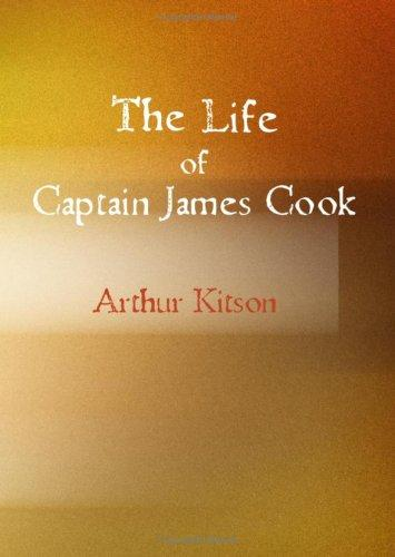 The Life of Captain James Cook (Large Print Edition)
