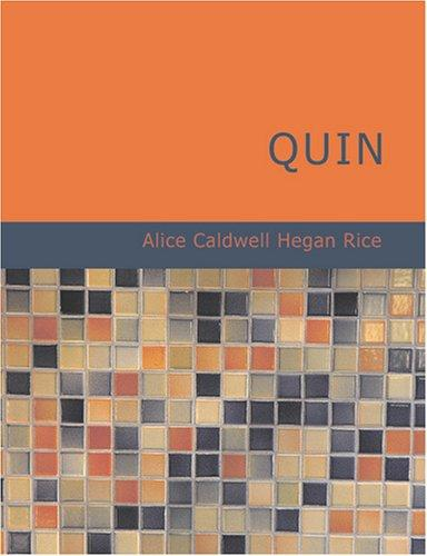 Quin (Large Print Edition)