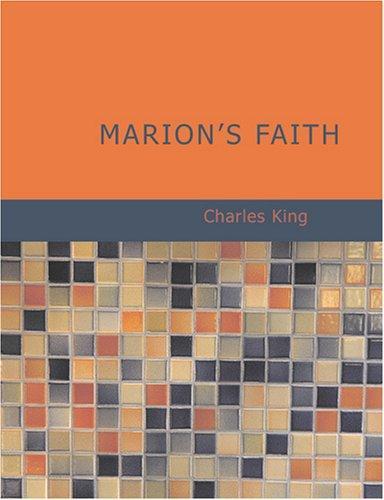 Marion's Faith (Large Print Edition)