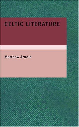 Download Celtic Literature