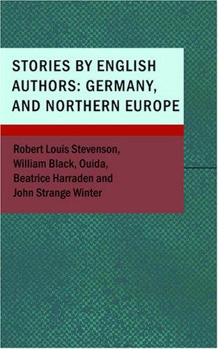 Stories by English Authors by Robert Louis Stevenson