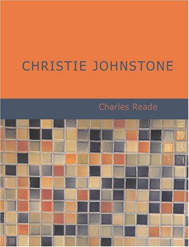 Christie Johnstone (Large Print Edition)