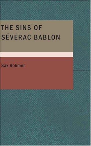 Download The Sins of Séverac Bablon