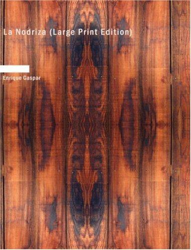 Download La Nodriza (Large Print Edition)