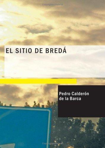 Download El Sitio de Breda (Large Print Edition)