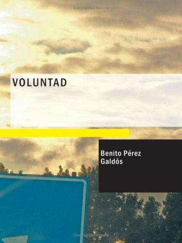Download Voluntad (Large Print Edition)