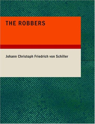 Download The Robbers (Large Print Edition)